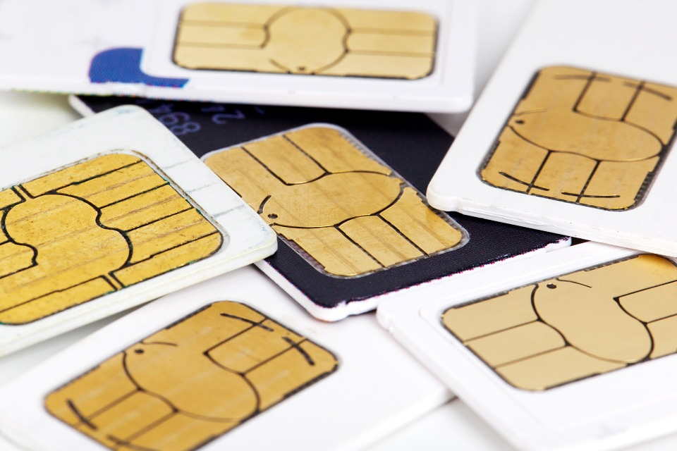 EU Roaming Fixd IP SIM Card