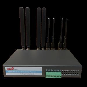 proroute Speedroute H700TT dual modem 4g router